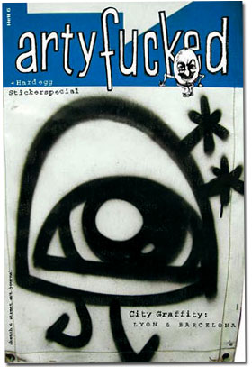 artyfucked cover